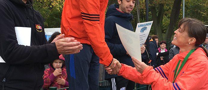 11. AOK Müggelsee-Halbmarathon mit Rekordbeteiligung