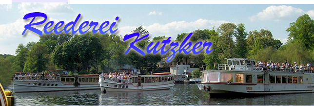 Reederei Kutzker