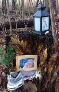 Wir trauern um einen verstorbenen Läufer