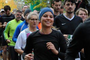Startmotiv 13. AOK Müggelsee-Halbmarathon