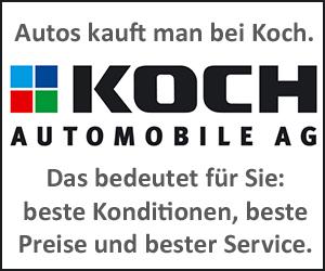 Autos kauft man bei Koch.